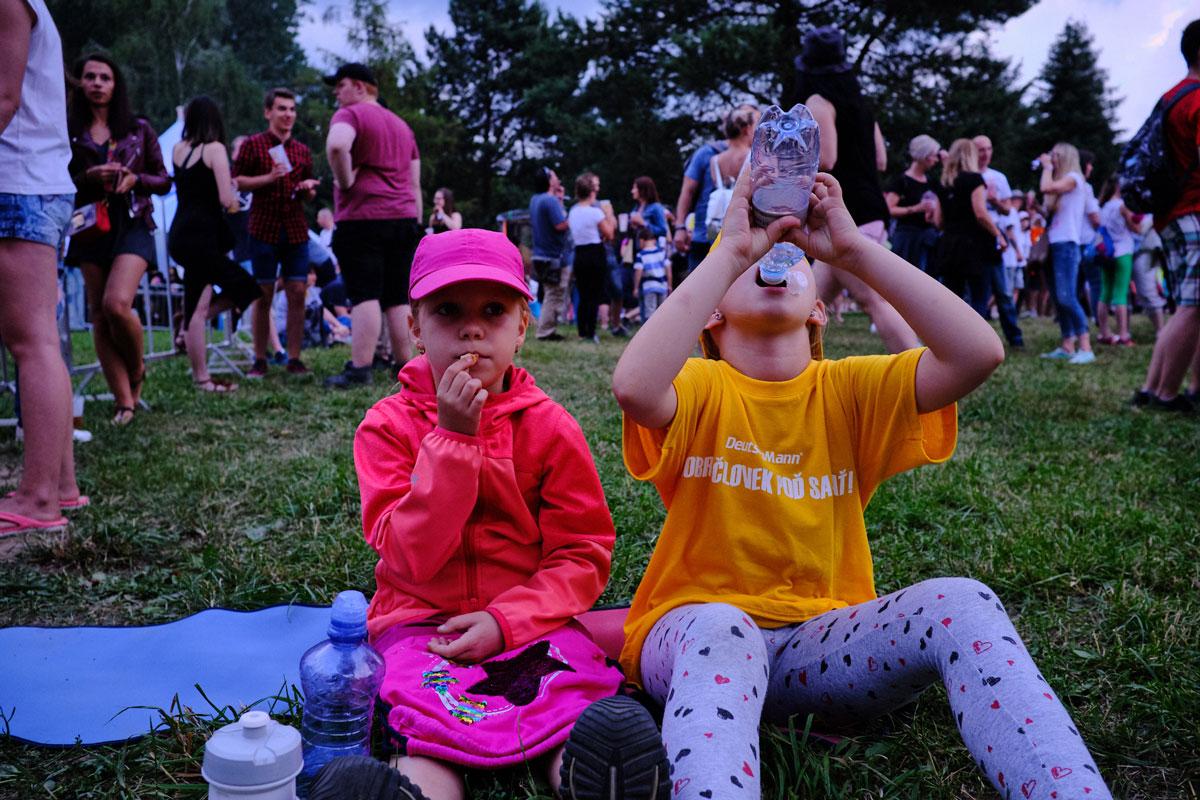 Deti na Dobrom Festivale